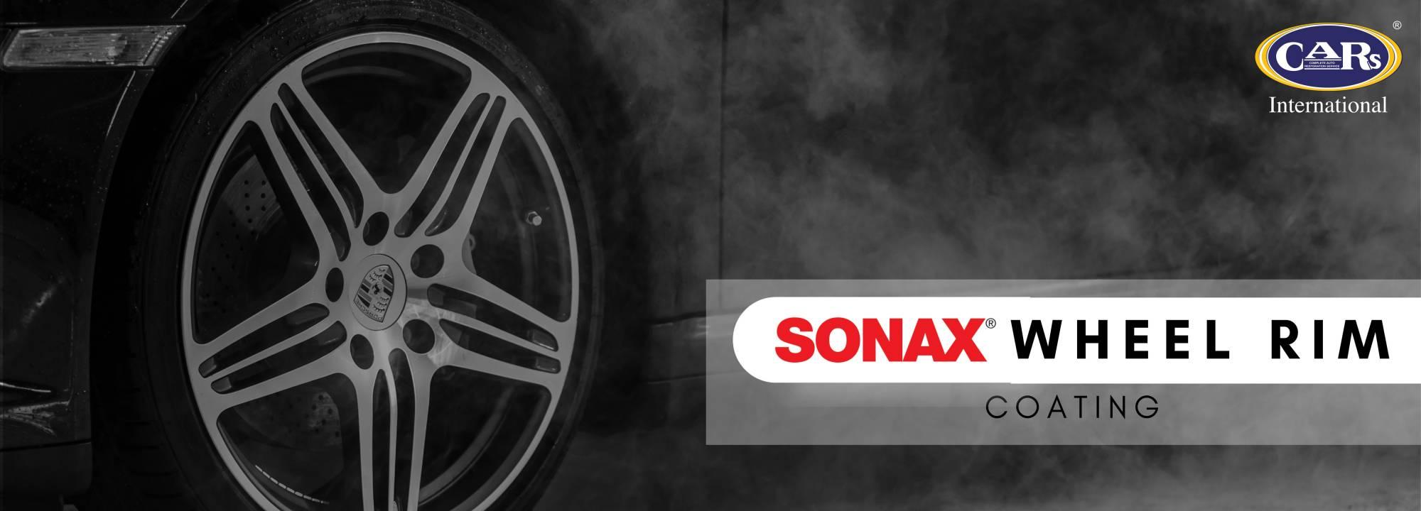 Sonax Wheel