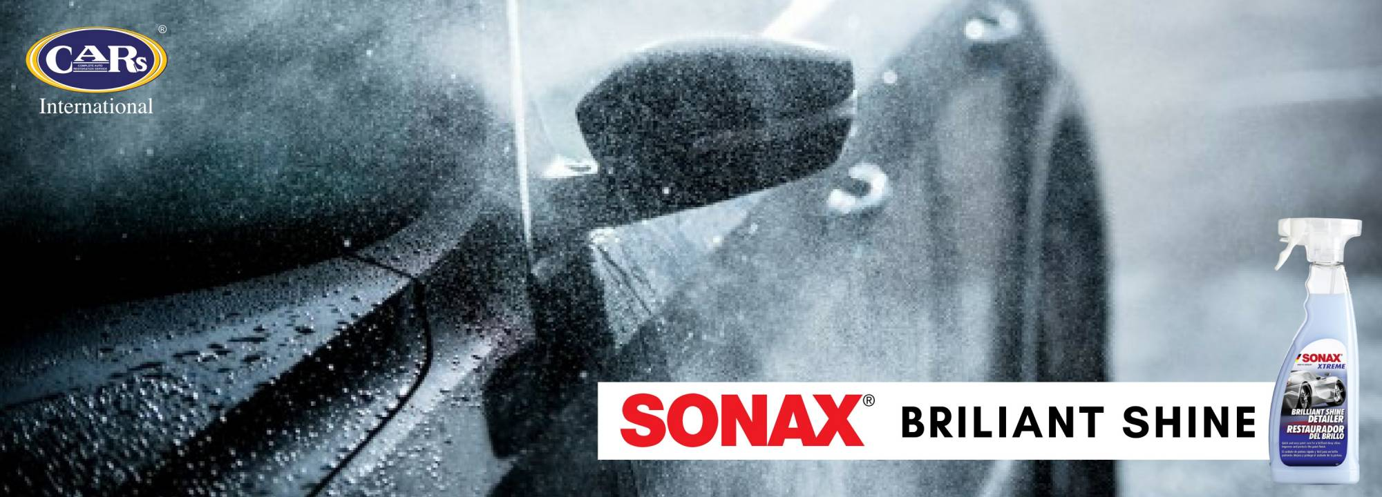 Sonax brilliant shine